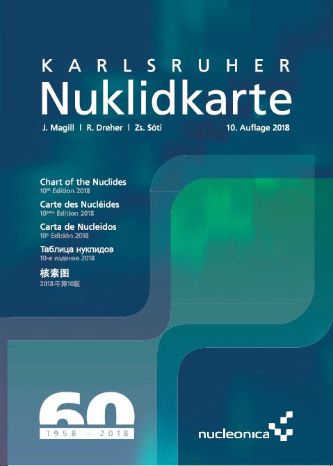 Nucleonica Blog Karlsruhe Nuclide Chart